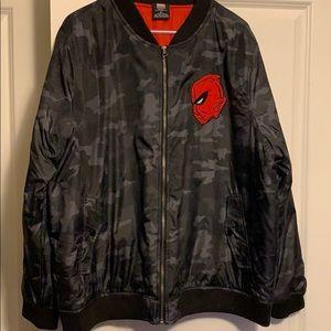 Marvel Deadpool Jacket